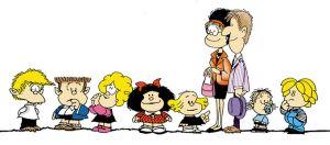amigos mafalda