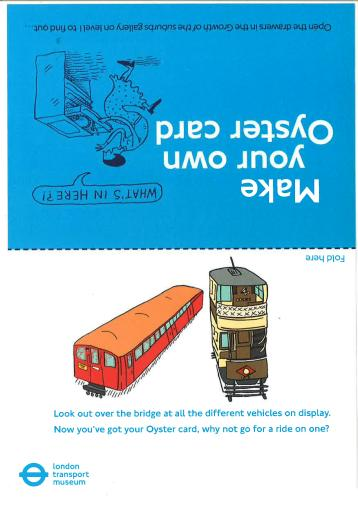 make your own oyster card1
